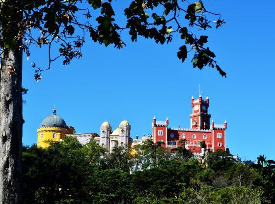Castelo da Pena - Sintra