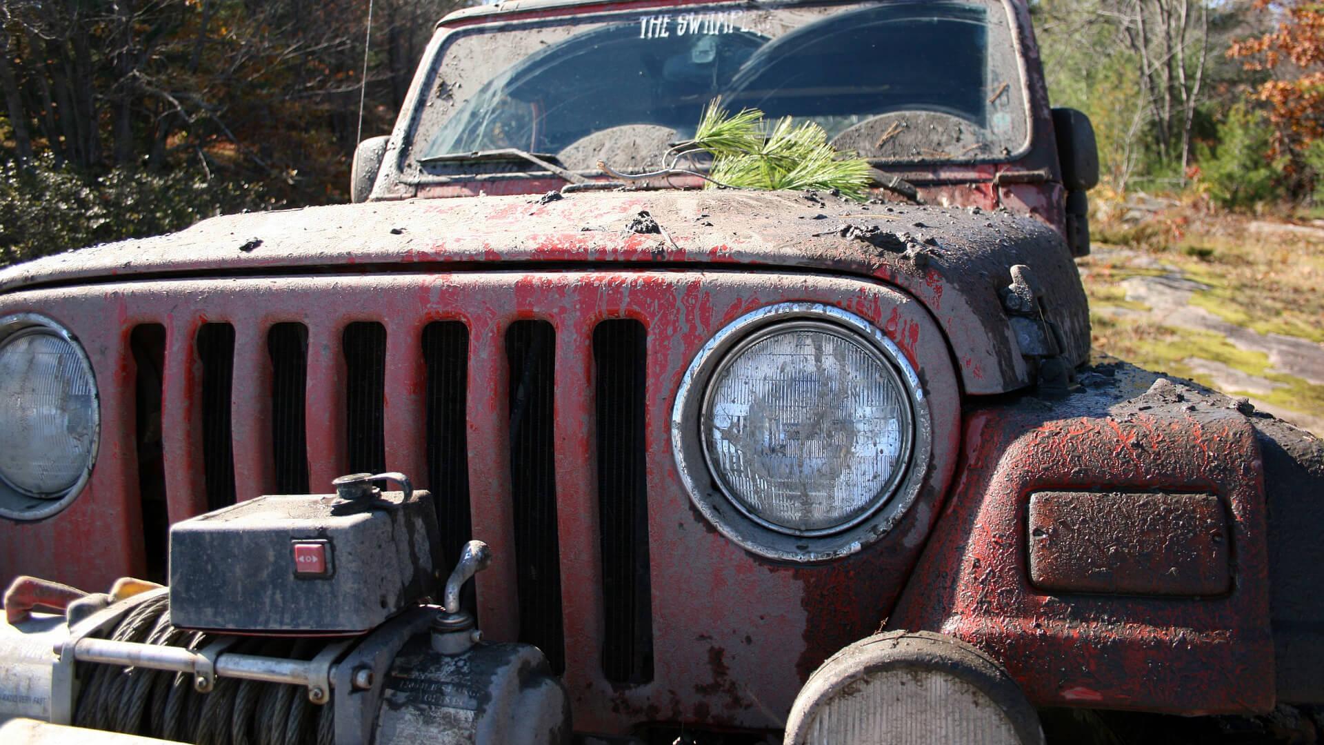 Raid Jeep
